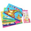 4D Coloring Picture Books Educational Toy