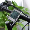 Multifunctional Wireless LCD Backlight Bicycle Computer photo