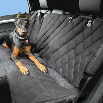 Pet Car Seat Cover Rear Back Cushion