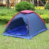 Outdoor Camping Tent Fiberglass Pole Resistance Windproof