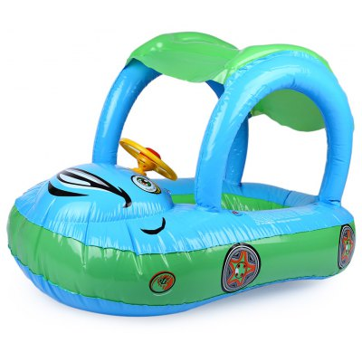 PVC Inflatable Baby Swim Seat Float Boat