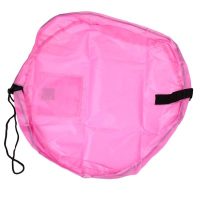 Baby Play Mat Toy Storage Bag 45cmOutdoor Fun &amp; Sports<br>Baby Play Mat Toy Storage Bag 45cm<br><br>Age Range: &gt; 1 year old<br>Gender: Unisex<br>Shape: Round<br>Product weight: 0.040 kg<br>Package weight: 0.062 kg<br>Package Size(L x W x H): 19.00 x 15.00 x 3.00 cm / 7.48 x 5.91 x 1.18 inches<br>Package Contents: 1 x Toy Storage Bag