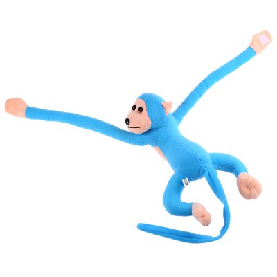 Long Arm Monkey Plush ToyStuffed Cartoon Toys<br>Long Arm Monkey Plush Toy<br><br>Age Range: &gt; 3 years old<br>Animals: Monkey<br>Features: Soft<br>Filling: PP Cotton<br>Gender: Unisex<br>Material: Cotton<br>Type: Plush/Nano Doll<br>Product weight: 0.067 kg<br>Package weight: 0.113 kg<br>Package Size(L x W x H): 18.00 x 33.00 x 9.00 cm / 7.09 x 12.99 x 3.54 inches<br>Package Contents: 1 x Plush Toy