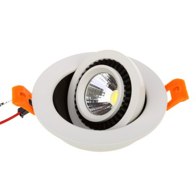 LED 5W 360 Degree Rotary Recessed Ceiling Light