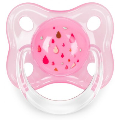 Rikang Size S BPA Free Babies Silicone Pacifier