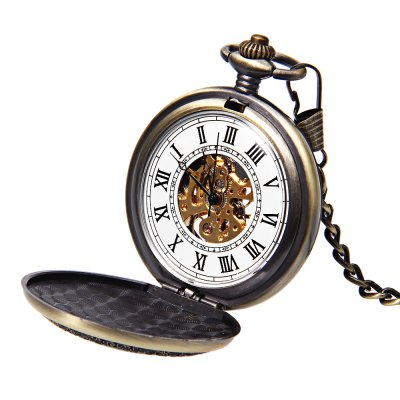 Classy Mechanical Hand Wind Fob WatchPocket Watches<br>Classy Mechanical Hand Wind Fob Watch<br><br>Case material: Alloy<br>Case Shape: Round<br>Dial Diameter: 1.75 inch<br>Dial Display: Analog<br>Dial Window Material Type: Plastic<br>Gender: Unisex<br>Movement: Mechanical Hand Wind<br>Product weight: 0.082 kg<br>Package weight: 0.105 kg<br>Product Size(L x W x H): 6.50 x 5.00 x 1.50 cm / 2.56 x 1.97 x 0.59 inches<br>Package Size(L x W x H): 7.50 x 6.00 x 2.50 cm / 2.95 x 2.36 x 0.98 inches<br>Package Contents: 1 x Mechanical Hand Wind Pocket Watch
