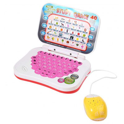 Kids Mini PC Learning Machine Educational Toy