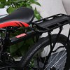 Portable Bike Rear Goods Carrier Backseat photo