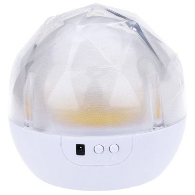 Intelligent  Rotatable LED Light Projection Lamp