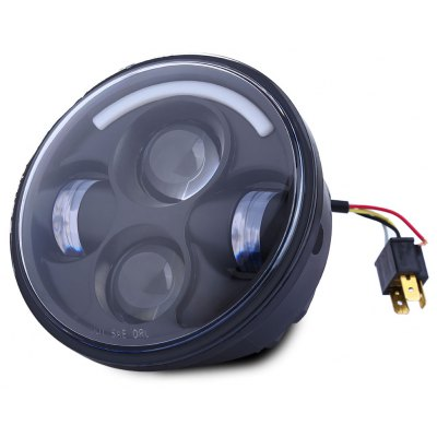 OL - H57501 10 - 30V 40W 5.75 Inch LED Harley Headlights