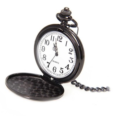 Retro Pocket Quartz WatchPocket Watches<br>Retro Pocket Quartz Watch<br><br>Case material: Alloy<br>Case Shape: Round<br>Dial Diameter: 1.85 inch<br>Dial Display: Analog<br>Dial Window Material Type: Plastic<br>Gender: Unisex<br>Movement: Quartz<br>Style: Antique<br>Product weight: 0.063 kg<br>Package weight: 0.084 kg<br>Product Size(L x W x H): 6.00 x 4.70 x 1.00 cm / 2.36 x 1.85 x 0.39 inches<br>Package Size(L x W x H): 7.00 x 5.70 x 2.00 cm / 2.76 x 2.24 x 0.79 inches<br>Package Contents: 1 x Pocket Quartz Watch