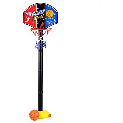 Adjustable Basketball Stand Sport Set