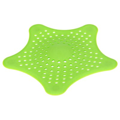 Star Shape Drain Hair Catcher Strainer