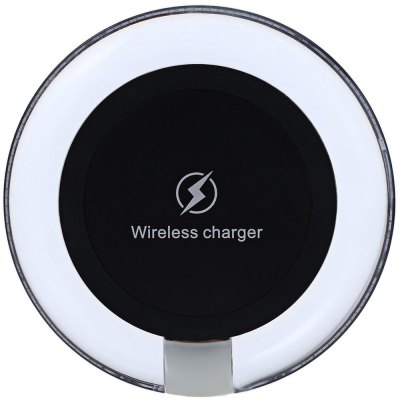 NW130 Qi Transparent Border Wireless Charger