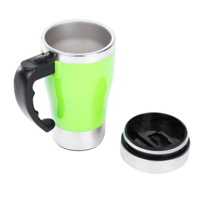 Automatic Lazy Self Stirring Milk Coffee Mug Cup