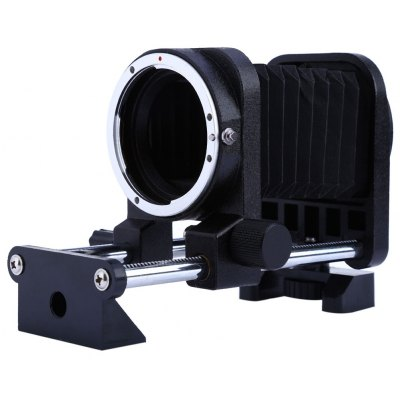 Macro Bellows for Canon EOS EF Mount DSLR Cameras