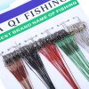 100pcs Fishing Lure Line Trace Wire Leader for sale
