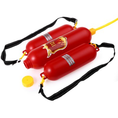 Kids Fire Backpack Pressure Squirt Pool ToyOutdoor Fun &amp; Sports<br>Kids Fire Backpack Pressure Squirt Pool Toy<br><br>Age Range: &gt; 3 years old<br>Material: Plastic<br>Type: Water Gun<br>Product weight: 0.388 kg<br>Package weight: 0.418 kg<br>Product Size(L x W x H): 29.00 x 14.50 x 7.00 cm / 11.42 x 5.71 x 2.76 inches<br>Package Size(L x W x H): 30.00 x 32.00 x 10.00 cm / 11.81 x 12.6 x 3.94 inches<br>Package Contents: 1 x Fire Backpack Water Gun