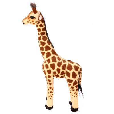Baby Giraffe Plush Soft ToyStuffed Cartoon Toys<br>Baby Giraffe Plush Soft Toy<br><br>Age Range: &gt; 3 years old<br>Features: Soft<br>Filling: PP Cotton<br>Gender: Unisex<br>Material: Cotton,Plush<br>Theme: TV &amp; Movie Character<br>Type: Plush/Nano Doll<br>Product weight: 0.310 kg<br>Package weight: 0.345 kg<br>Package Size(L x W x H): 61.00 x 23.00 x 11.00 cm / 24.02 x 9.06 x 4.33 inches<br>Package Contents: 1 x Plush Toy