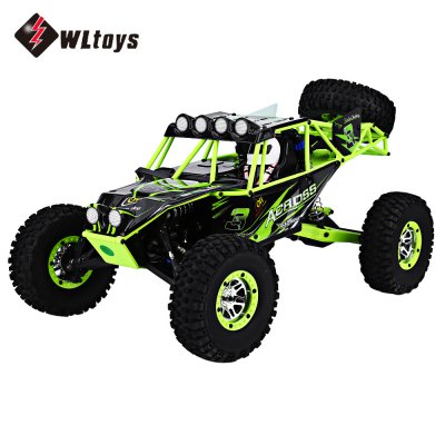 WLtoys 10428 2.4G 1:10 Scale RC Electric Wild Track Toy