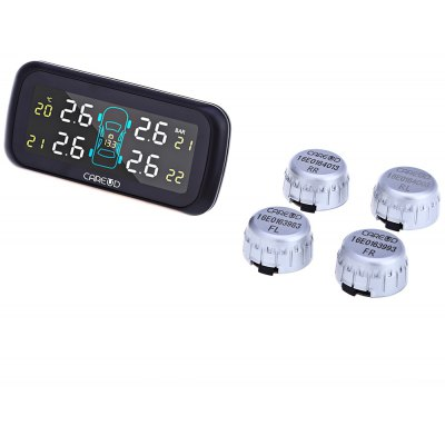 U903 External Sensor Wireless TPMS Tire Pressure Monitor