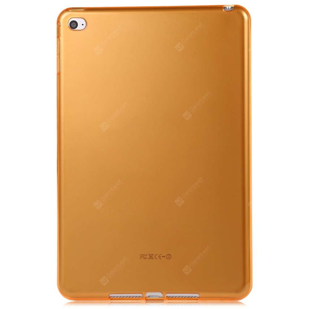 Ultra Slim TPU Back Cover for iPad Mini 4