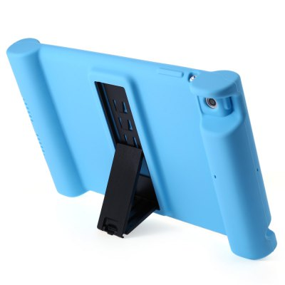 Silicone Protective Skin Stand for iPad Mini 1 / 2 / 3iPad Cases/Covers<br>Silicone Protective Skin Stand for iPad Mini 1 / 2 / 3<br><br>Function: Anti-knock<br>Material: Silicon<br>Type: Case<br>Product weight: 0.147 kg<br>Package weight: 0.165 kg<br>Package Size(L x W x H): 23.00 x 15.00 x 3.50 cm / 9.06 x 5.91 x 1.38 inches<br>Package Contents: 1 x Case