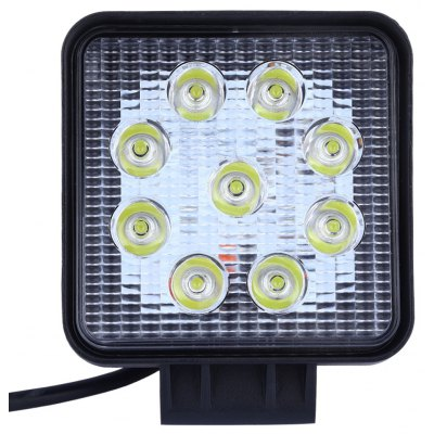 27W Thin Type LED Vehicle LED Work Light