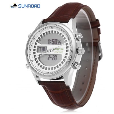 SUNROAD SR810 Qibla Pray Digital Watch