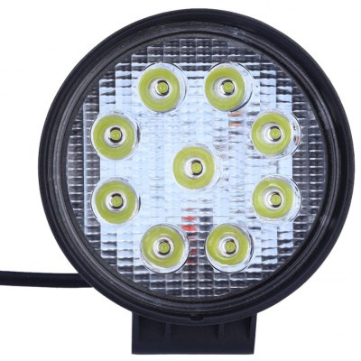 27W Thick Type LED Vehicle LED Work Light