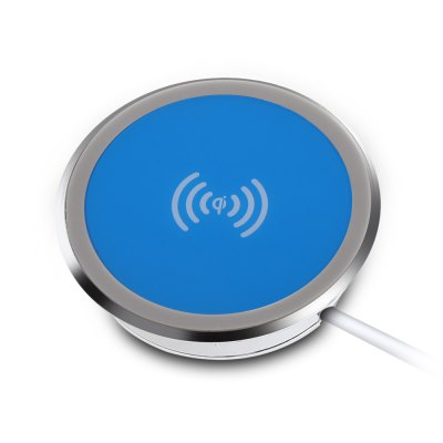 Qi Desktop Embedded Wireless Charger