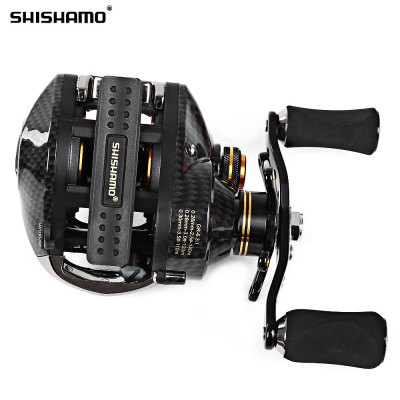 Shishamo LB200 7.0:1 18BB Left Right Hand Baitcasting Reel