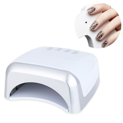 60W Manicure Tool LED Phototherapy Nail Gel Lamp