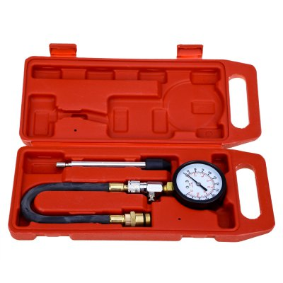 G324 Vehicle Motorcycle Cylinder Pressure Gauge