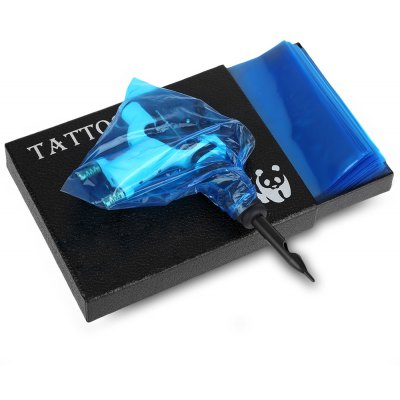200pcs Tattoo Gun Wash Bags 10.16 x 12.7cm 9 Wire