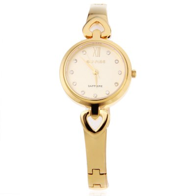 SUNRISE SL716SWA Female Quartz WatchWomens Watches<br>SUNRISE SL716SWA Female Quartz Watch<br><br>Band Length: 6.3 inch<br>Band Material Type: Stainless Steel<br>Band Width: 7mm<br>Case material: Stainless Steel<br>Case Shape: Round<br>Clasp type: Hidden Buckle<br>Dial Diameter: 0.87 inch<br>Dial Display: Analog<br>Dial Window Material Type: Sapphire<br>Gender: Women<br>Movement: Quartz<br>Style: Dress<br>Water Resistance Depth: 30m<br>Product weight: 0.034 kg<br>Package weight: 0.191 kg<br>Product Size(L x W x H): 19.50 x 2.80 x 0.70 cm / 7.68 x 1.1 x 0.28 inches<br>Package Size(L x W x H): 10.00 x 10.00 x 6.00 cm / 3.94 x 3.94 x 2.36 inches<br>Package Contents: 1 x SUNRISE SL716SWA Women Quartz Watch