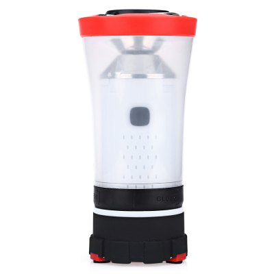 Outdoor Portable LED Camping LanternOutdoor Lanterns<br>Outdoor Portable LED Camping Lantern<br><br>Battery Type: AA<br>Body Material: ABS<br>Charger: Not Applicable<br>Emitting color: White<br>Light Source: LED Bulbs<br>Lighting Distance: &lt; 50 m<br>Switch Mode: High/Low<br>Waterproof: Yes<br>Wattage: 3W<br>Product weight: 0.150 kg<br>Package weight: 0.180 kg<br>Product Size(L x W x H): 5.00 x 5.00 x 12.50 cm / 1.97 x 1.97 x 4.92 inches<br>Package Size(L x W x H): 7.00 x 7.00 x 13.00 cm / 2.76 x 2.76 x 5.12 inches<br>Package Contents: 1 x LED Camping Lantern