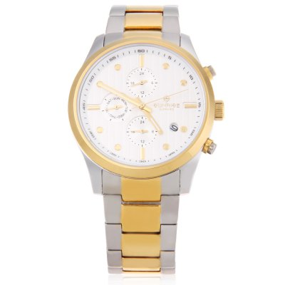 SUNRISE DM756SWA Man Quartz WatchMens Watches<br>SUNRISE DM756SWA Man Quartz Watch<br><br>Band Length: 7 inch<br>Band Material Type: Stainless Steel<br>Band Width: 20mm<br>Case material: Stainless Steel<br>Case Shape: Round<br>Clasp type: Hidden Buckle<br>Dial Diameter: 1.48 inch<br>Dial Display: Analog<br>Dial Window Material Type: Sapphire<br>Gender: Men<br>Movement: Quartz<br>Style: Business,Dress<br>Water Resistance Depth: 30m<br>Product weight: 0.138 kg<br>Package weight: 0.295 kg<br>Product Size(L x W x H): 24.00 x 4.50 x 1.00 cm / 9.45 x 1.77 x 0.39 inches<br>Package Size(L x W x H): 10.00 x 10.00 x 6.00 cm / 3.94 x 3.94 x 2.36 inches<br>Package Contents: 1 x SUNRISE DM756SWA Man Quartz Watch