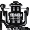 Fishdrops 13 BB Full Metallic Fly Fishing Vessel Reel for sale