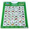 Buy Baby Bump Sound Wall Charts Intelligent Toy ANIMALS GREEN