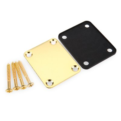 Standard Size Neck Plate for Electric Guitar Bass