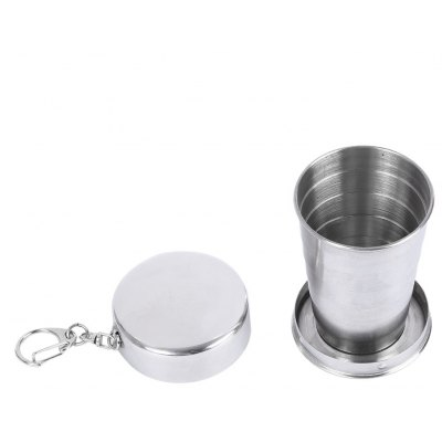 Telescopic Travel Drinking Cup Bottle