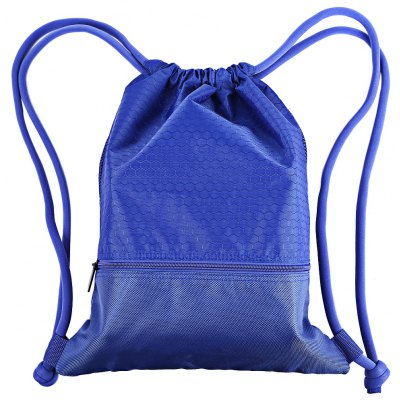 Water Resistant Drawstring Backpack
