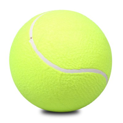 Giant Pet Dog Tennis Ball Thrower Play Toy