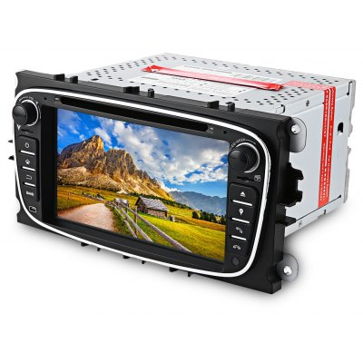 DU7009 Android 5.1 Car Stereo Video Player for Ford
