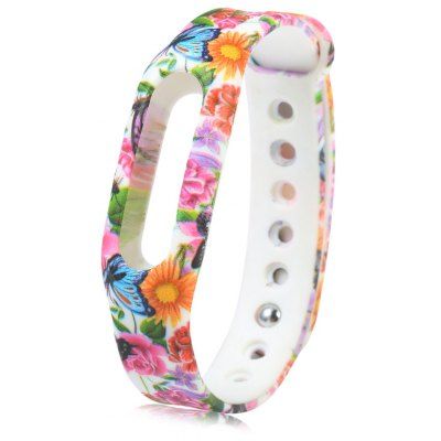 Silicone Band Strap for Xiaomi Miband