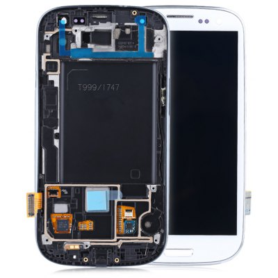 LCD Screen Digitizer Frame for Samsung Galaxy S3 I747