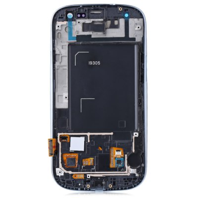 LCD Screen Digitizer Frame for Samsung Galaxy S3 I9305