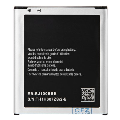 1850mAh Li-ion Battery NFC for Samsung Galaxy J1