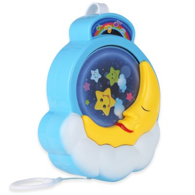 Baby Bed Bell Musical Box ToyOther Educational Toys<br>Baby Bed Bell Musical Box Toy<br><br>Age Range: &gt; 1 year old<br>Features: Musical<br>Gender: Unisex<br>Material: Plastic<br>Shape: Cartoon<br>Product weight: 0.282 kg<br>Package weight: 0.429 kg<br>Package Size(L x W x H): 25.00 x 20.00 x 8.00 cm / 9.84 x 7.87 x 3.15 inches<br>Package Contents: 1 x Baby Crib Toy